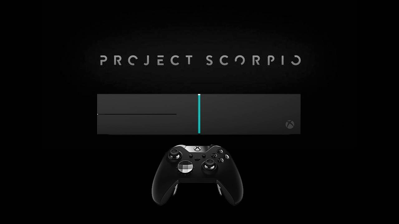 Microsoft огласила дату презентации Xbox Project Scorpio