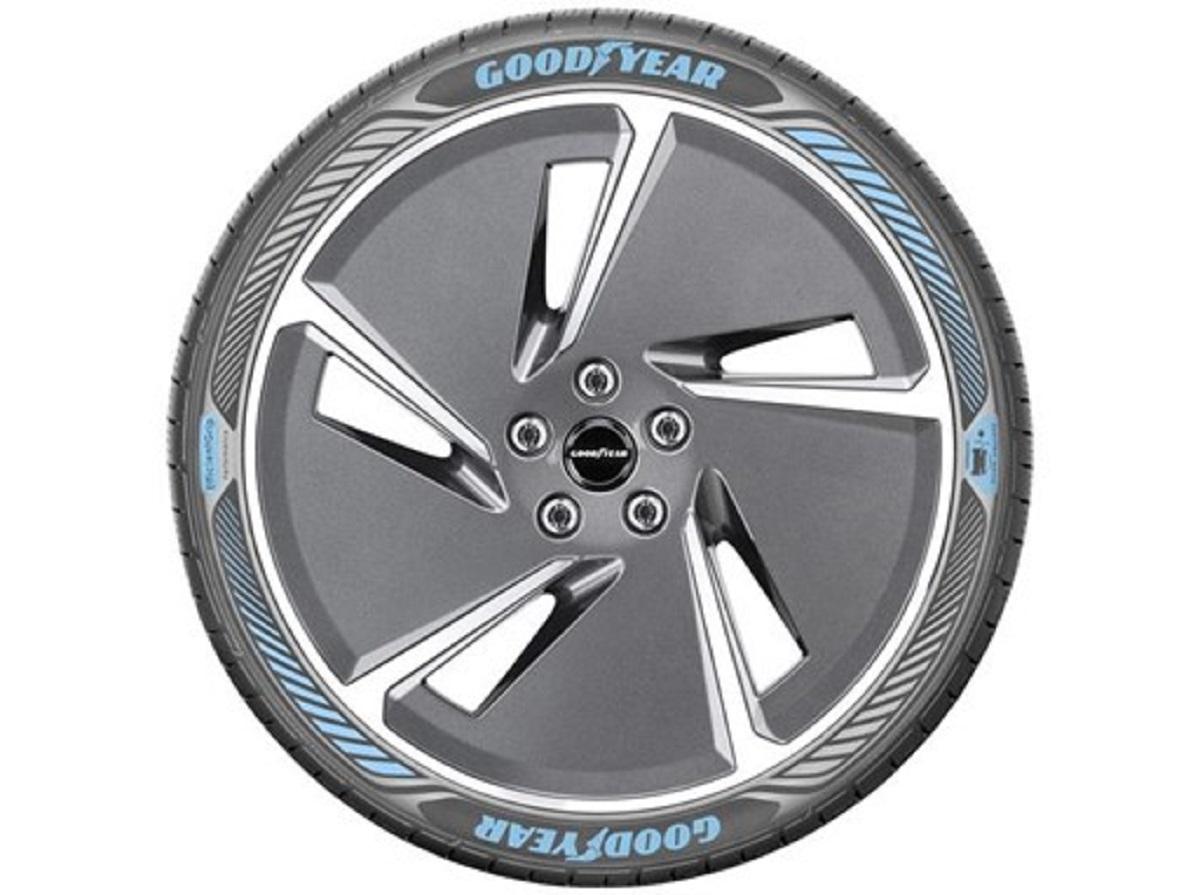 Goodyear представила шины для электромобилей