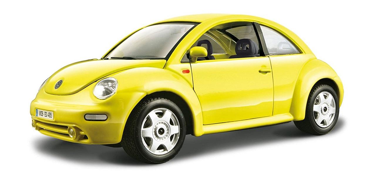 VW Beetle 2018 года получит новый агрегат