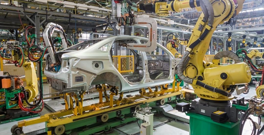 Производство легковых автомобилей в России упало в I квартале на 26