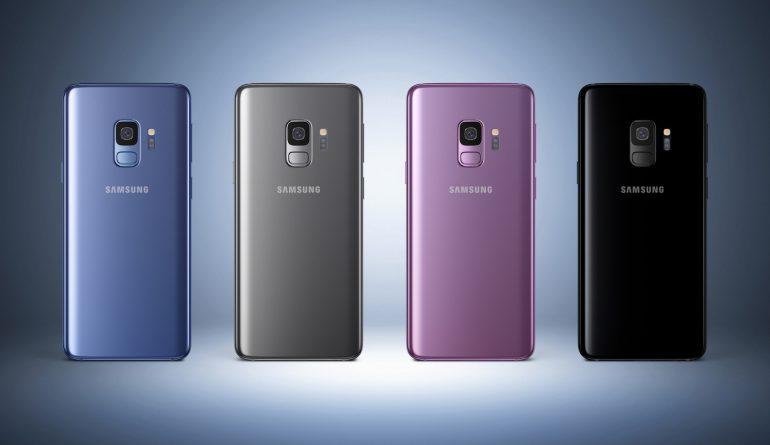 Самсунг Galaxy S8 возглавил ТОП-10 самых желанных телефонов для граждан РФ