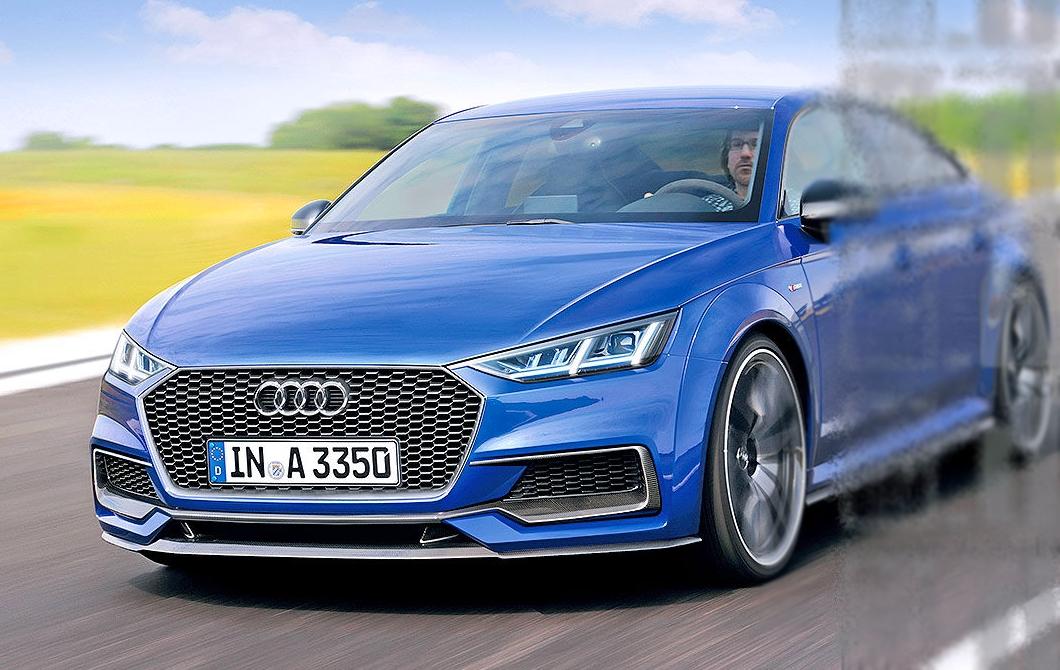 Audi A3 нового поколения появится впродаже не раньше 2019 года
