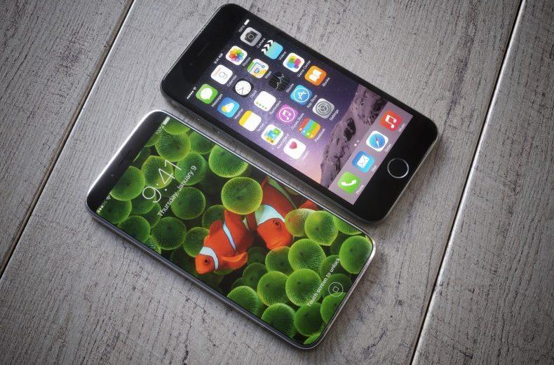 Всети интернет оказались характеристики iPhone 8