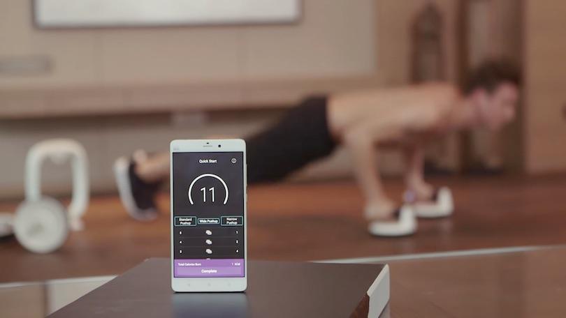 Сони связала смартфон соспортивными тренажерами для отслеживания тренировки