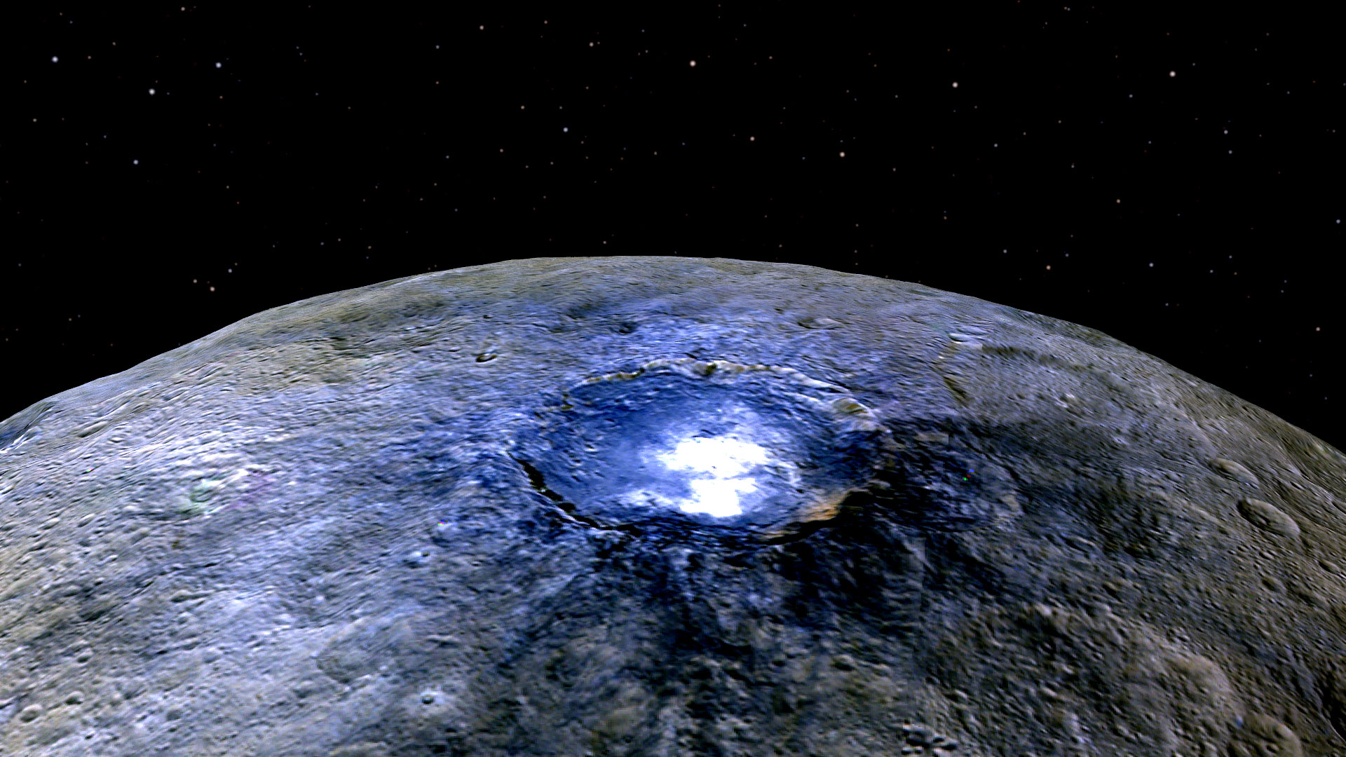 Астрономы отыскали воду наЦерере Сегодня в11:19