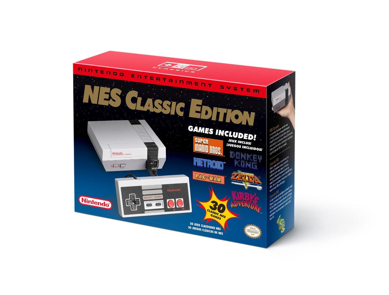 Компания Nintendo прекращает продажи консоли NES Classic Edition