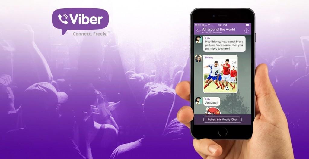 Viber подарит пользователям в Российской Федерации функцию поиска иоплаты товаров