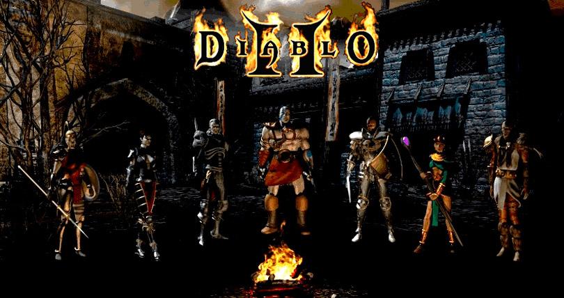 Игрок прошёл Diablo 2 наскорость, неатаковав монстров