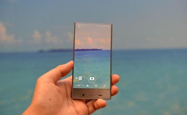 Sharp выпустил смартфон Aquos R с Snapdragon 835
