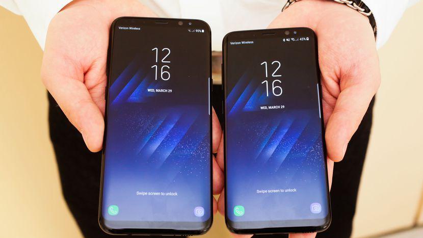 Samsung Galaxy S8 стал самым дорогостоящим аппаратом среди современных серийных гаджетов