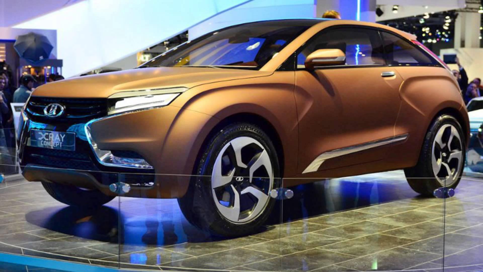 АвтоВаз приостановил проект Lada Xray Cross