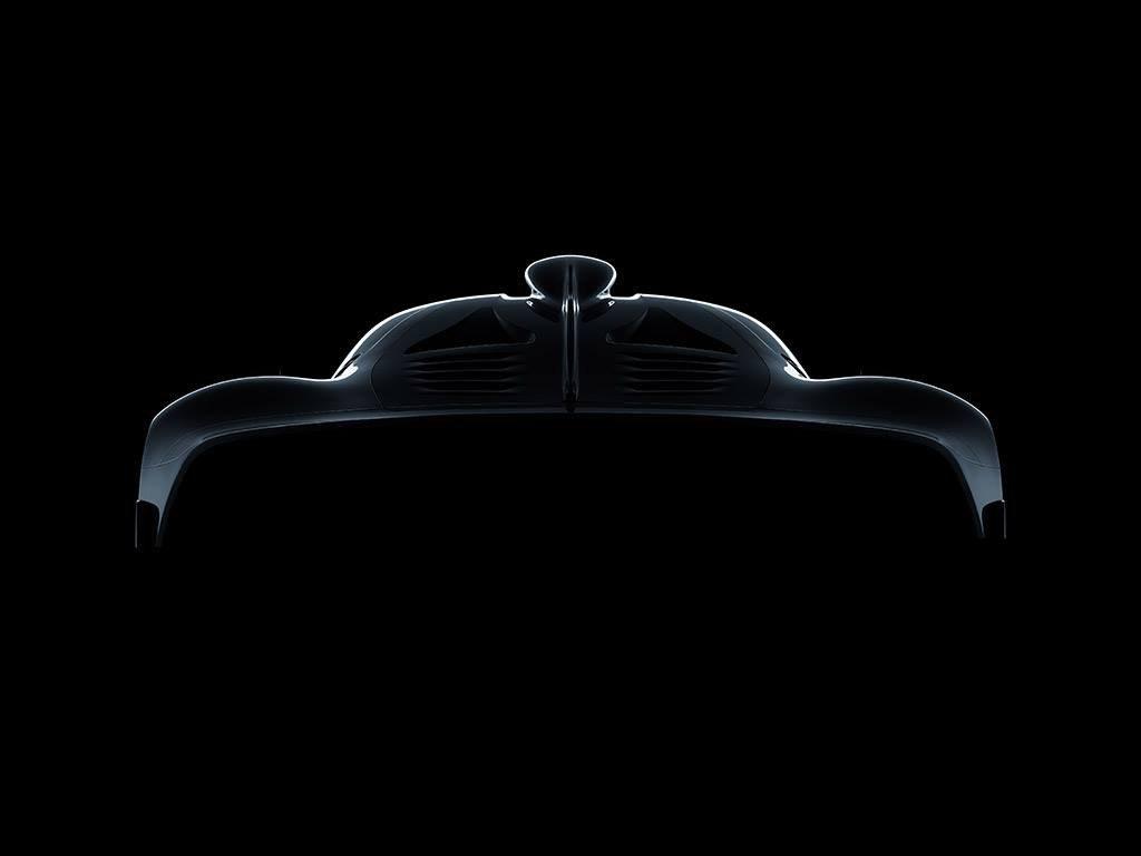 Mercedes-AMG Project One получит 1020-сильный мотор