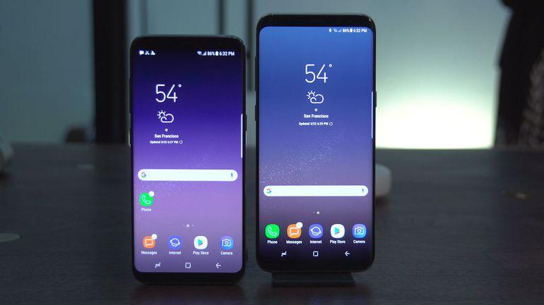 Самсунг несправляется сколичеством заказов наGalaxy S8