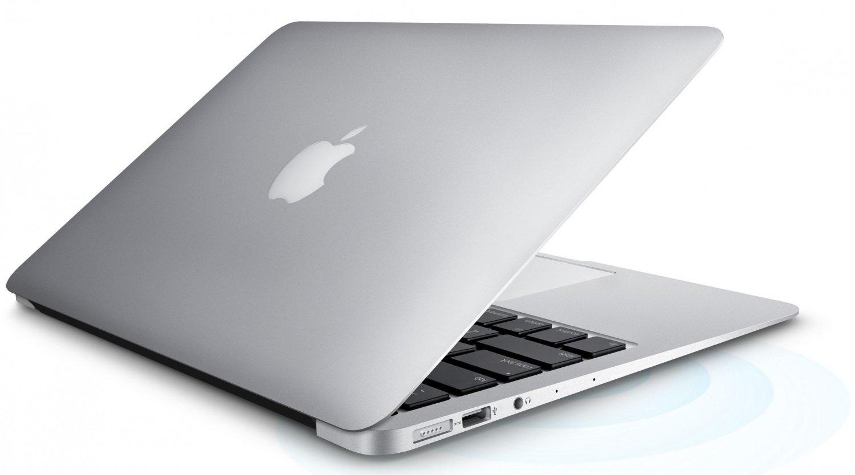 Ве ноутбуков Apple занимает седьмую строчку