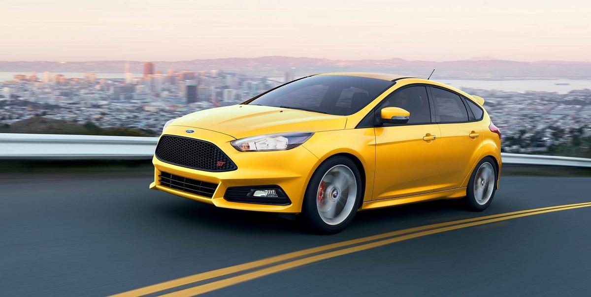 Новый «заряженный» Форд FocusST снабдят турбомотором отхардкорногоRS