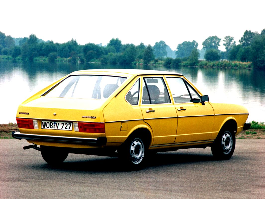 Фольксваген Passat с1974 года подорожал вшесть раз