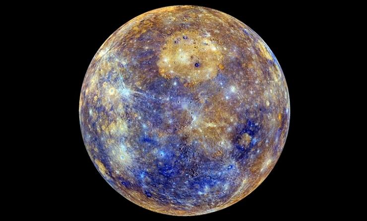 Ученые поведали, как погибает Меркурий