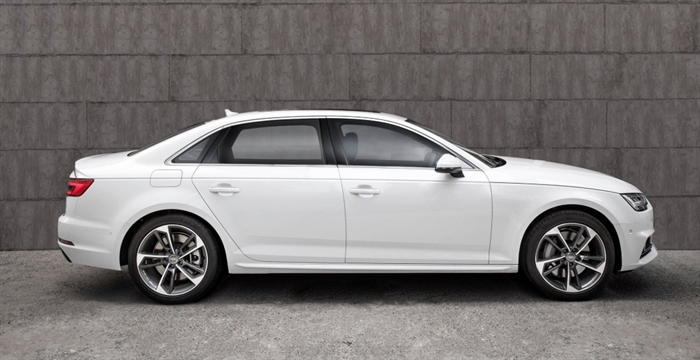 В Пекине презентован новый седан A4L