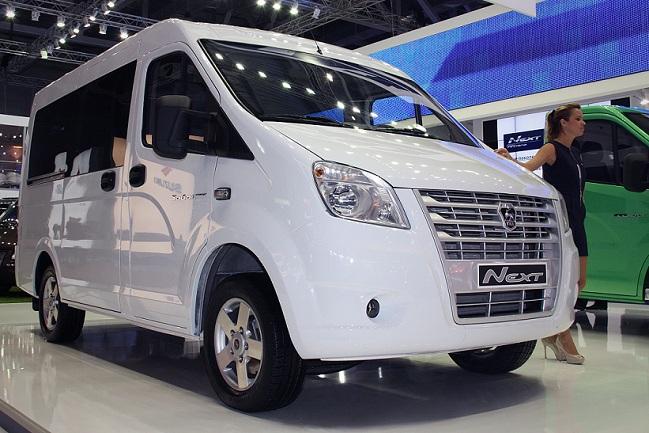 В Российской Федерации продажи фургонов увеличились на40 процентов