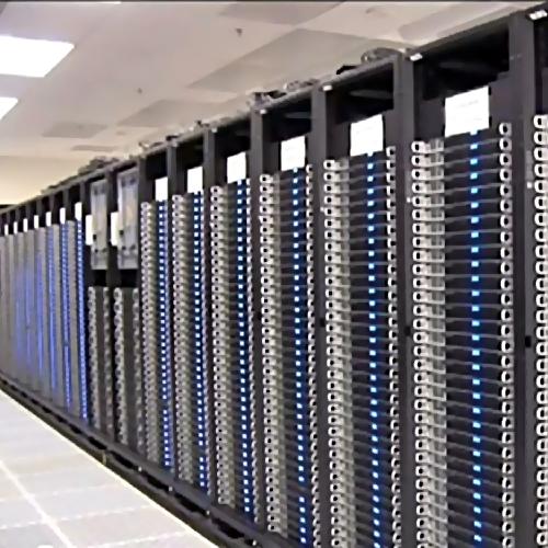 ВНовосибирске ученые запустили новый суперкомпьютер
