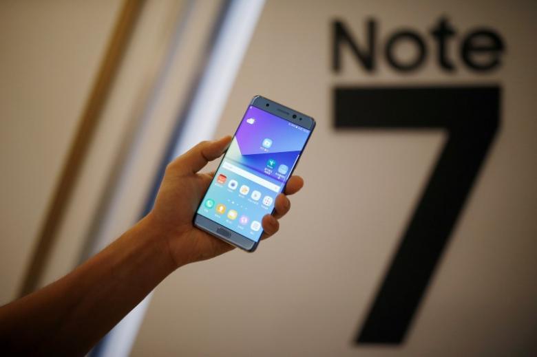Продажи обновлённой версии Samsung Galaxy Note 7 начнутся в июне
