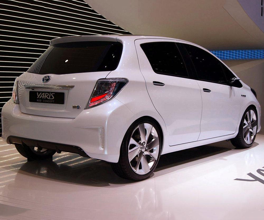 Улучшенный Тойота Yaris для США получил ценник