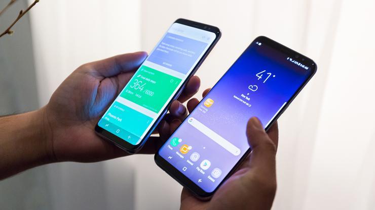 Юзеры Galaxy S8 жалуются на неожиданные перезагрузки телефона