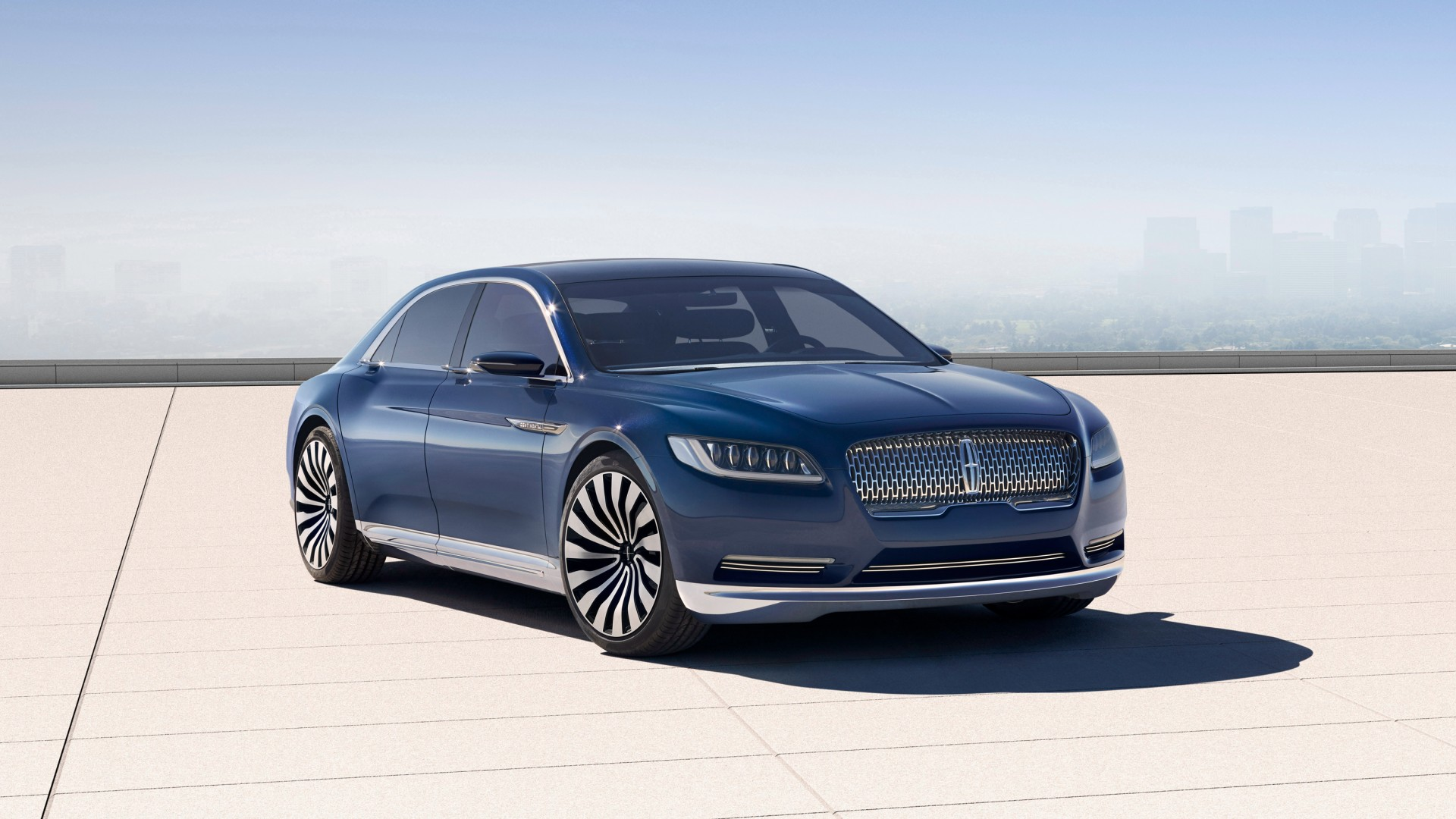 В Пекине возродили Lincoln Continental