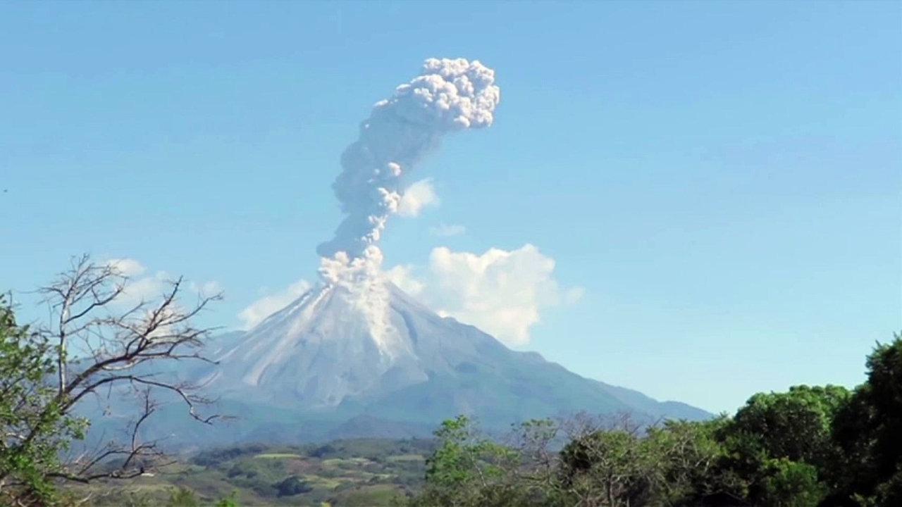 Уфолог нашел около вулкана вМексике два НЛО