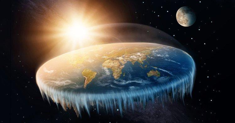 В Великобритании прошла конференция приверженцев теории плоской Земли