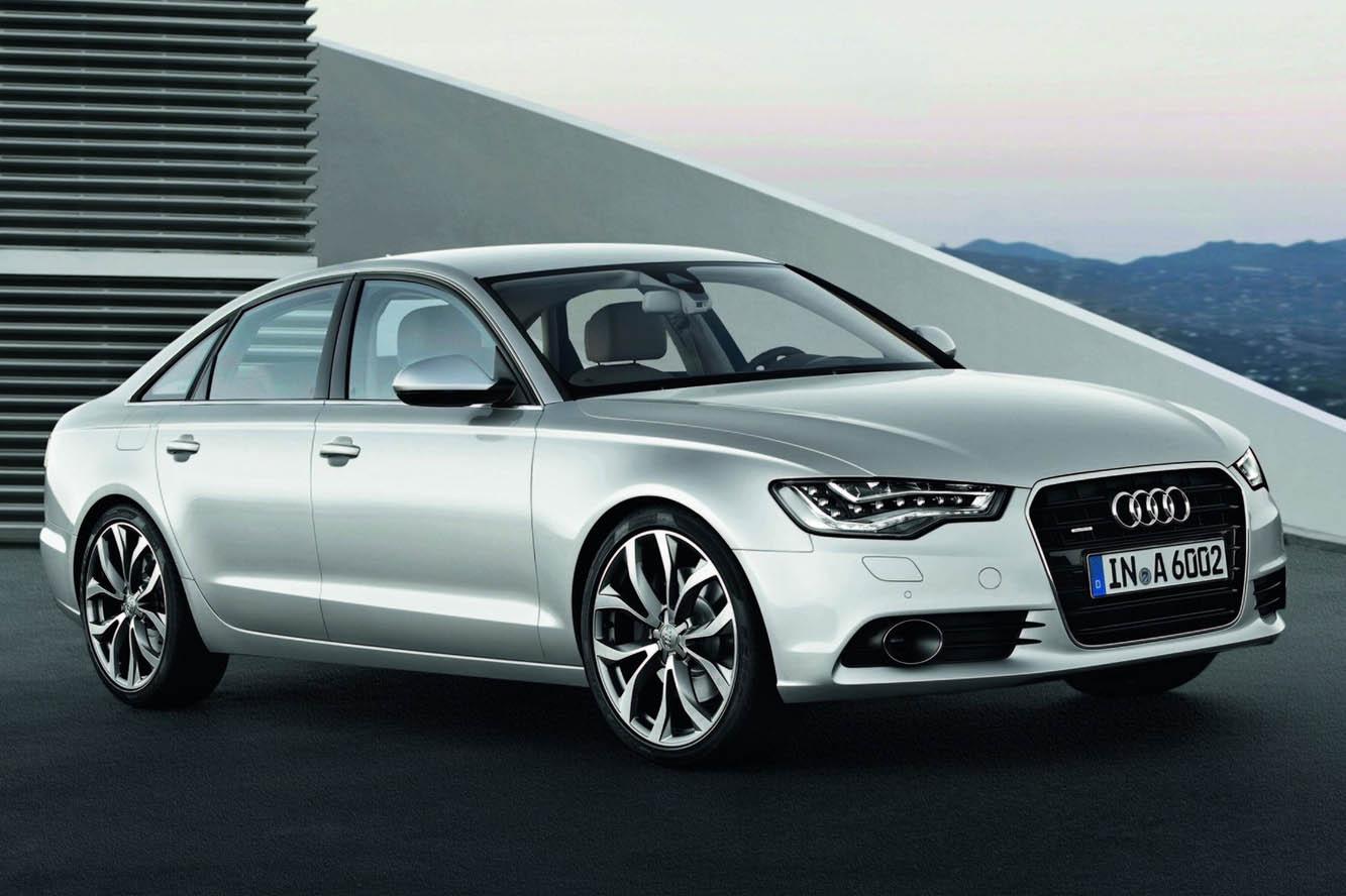 Ауди A6 стал самым продаваемым автомобилем марки на русском рынке