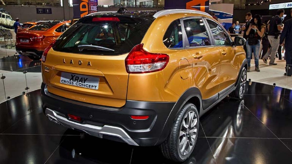 Волжский автомобильный завод вскоре покажет рестайлинг Лада 4x4
