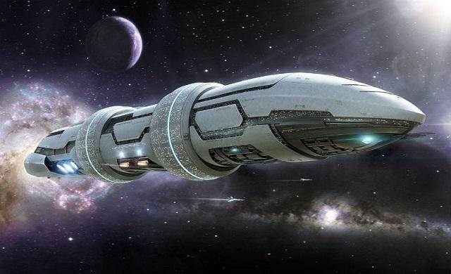 Ученые: Космический корабль будущего пока только фантастика
