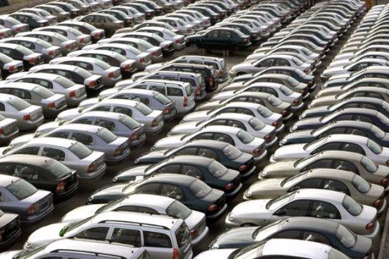 За 4 месяца рынок новых легковых авто Украины вырос на 56