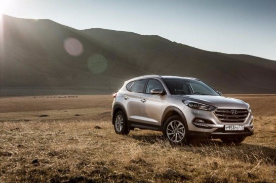 Россияне в апреле 2016 года приобрели 12,2 тысячи автомобилей Hyundai