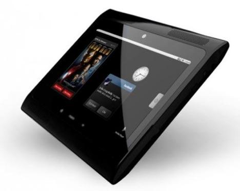 Motorola готовится выпустить 1-ый планшет на андроид