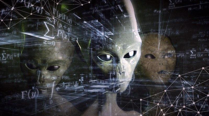 ВСША издана книжка «Инопланетяне: ведущие ученые опоисках внеземной жизни»