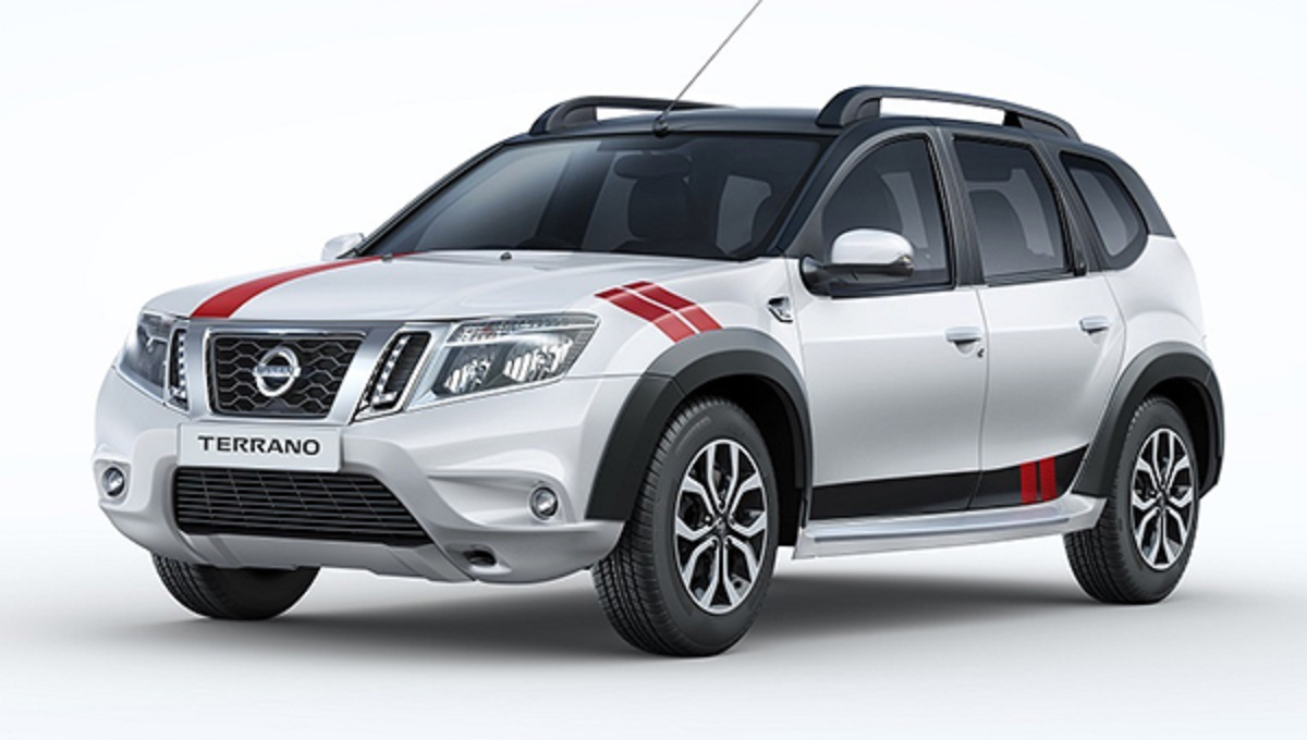 Начались продажи особой версии Nissan Terrano Sport