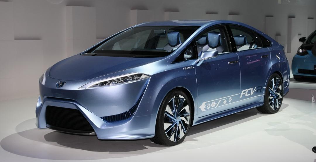 Эксперты оценили перспективы водородных автомобилей