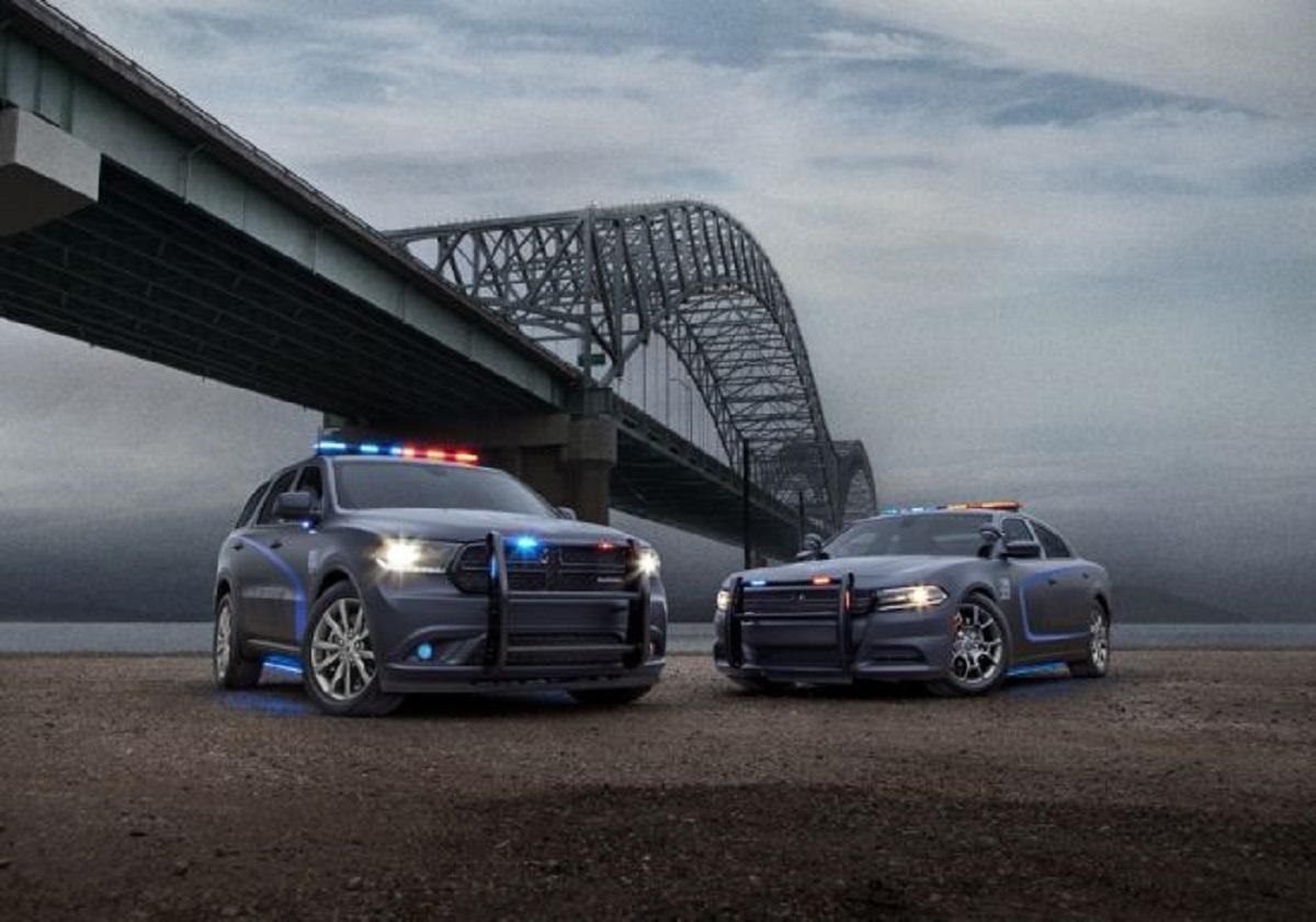Dodge Durango стал полицейской машиной