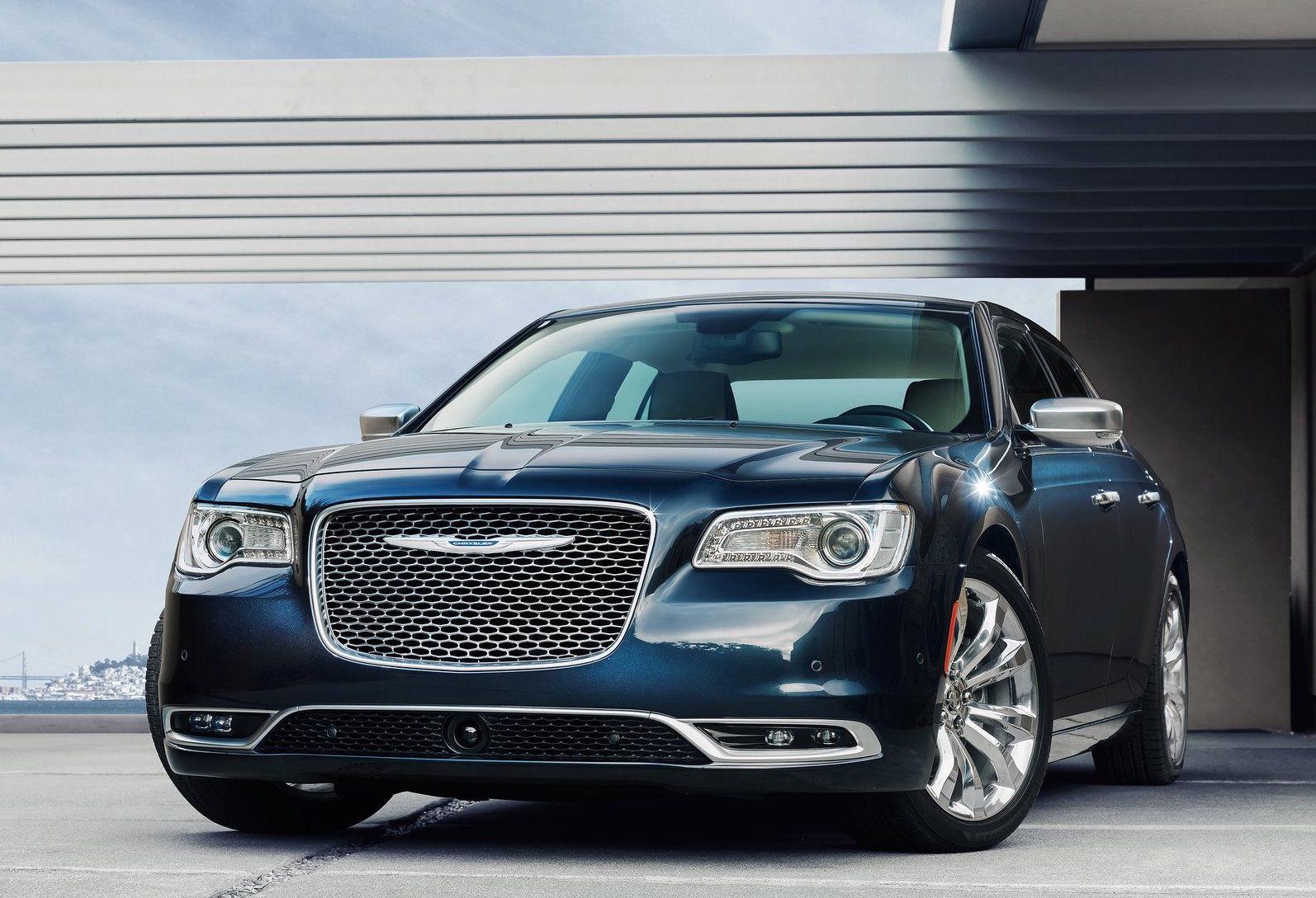 Chrysler 300 сделают переднеприводным