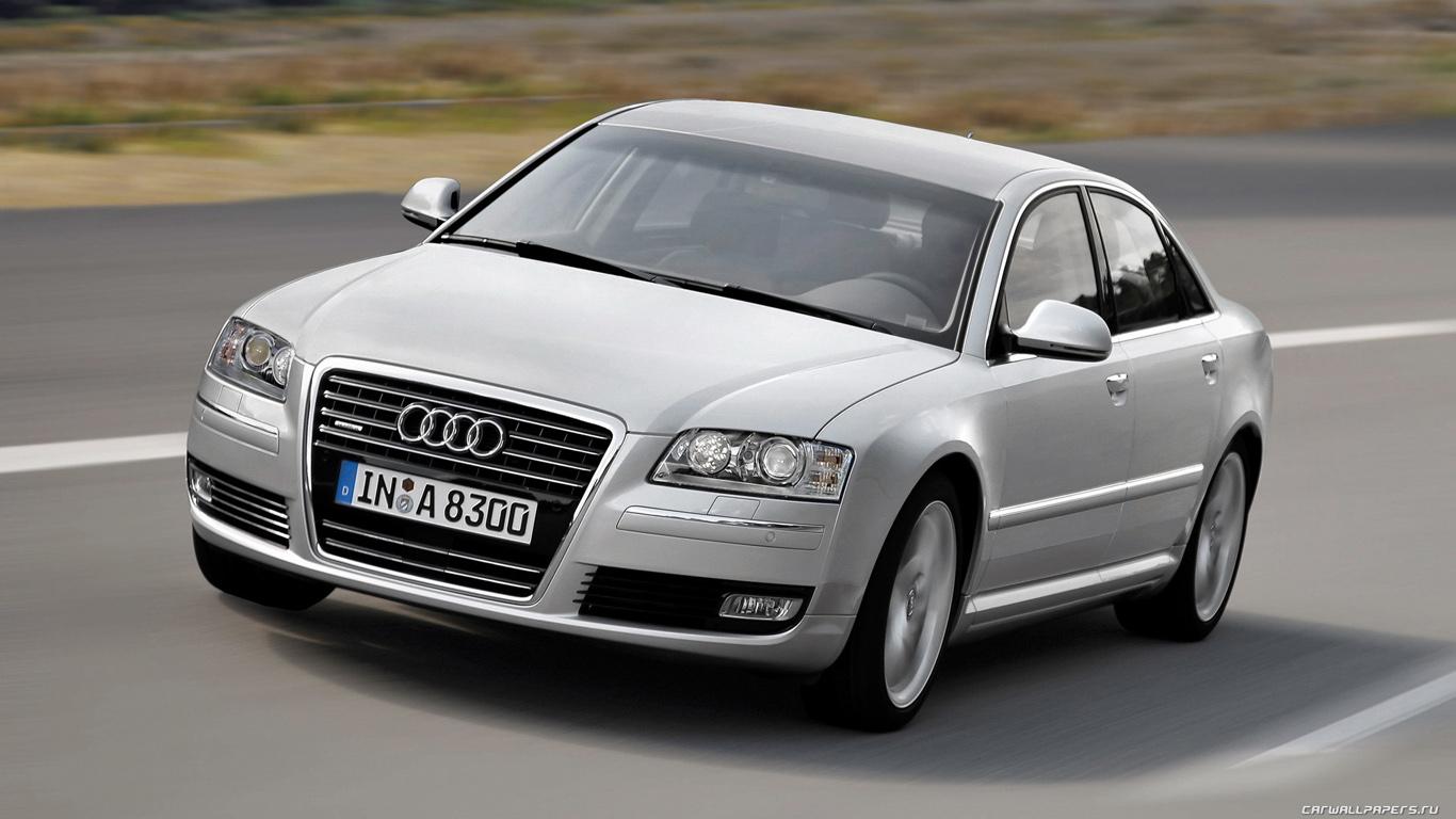 Третье поколение Audi A8 представят в следующем году