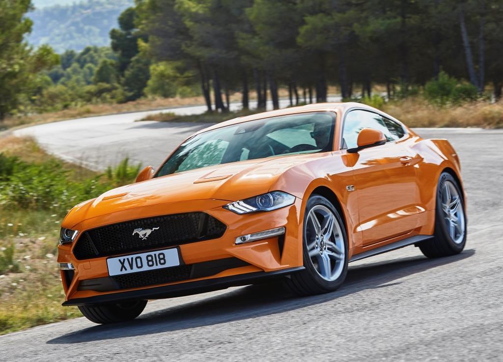 Компания Ford опубликовала рекламное видео о своем новом Mustang