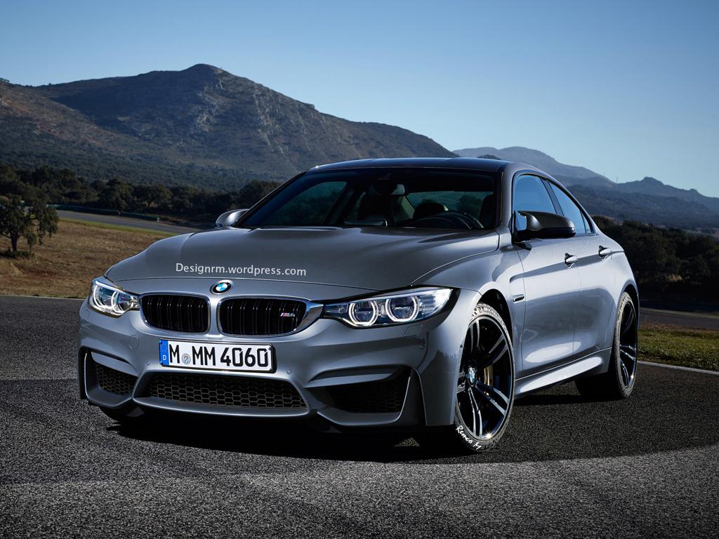 BMW может выпустить четырехдверный BMW M4 Gran Coupe class=