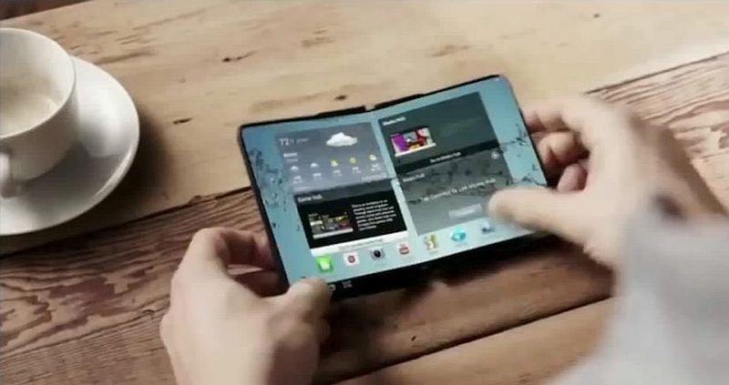 Складной Samsung Galaxy X с гибким 4K-дисплеем дебютирует в 2017 году