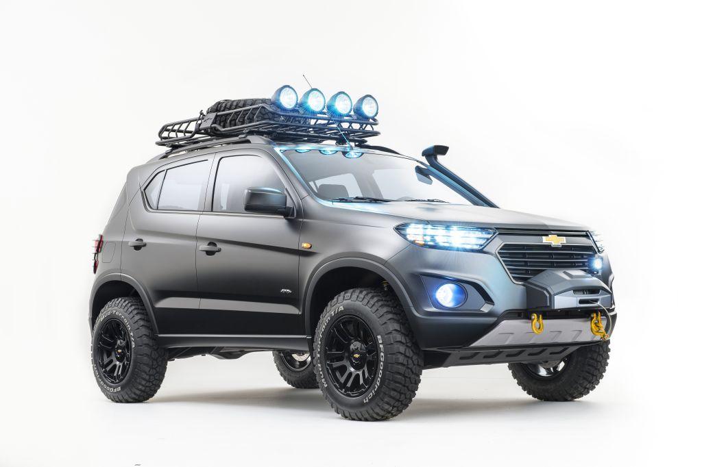 GM-AVTOVAZ объявил оновом предложении при закупке Шевроле Niva