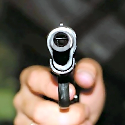 Насевере столицы  девушку обстреляли изтравматического оружия