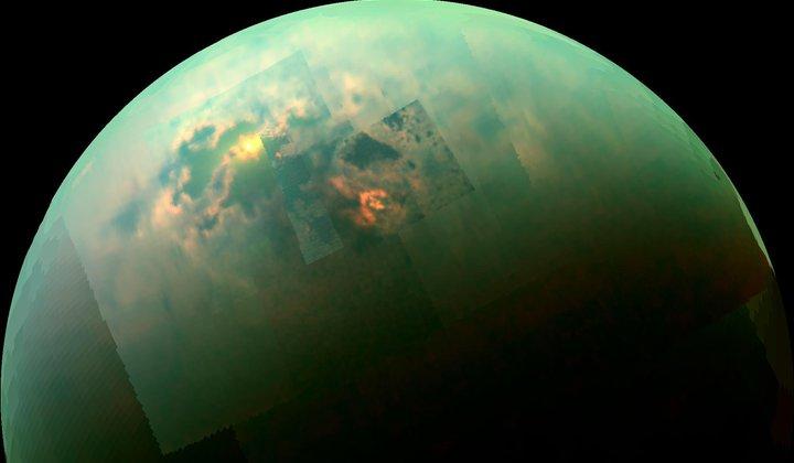 NASA планирует колонизировать Титан вместо Марса
