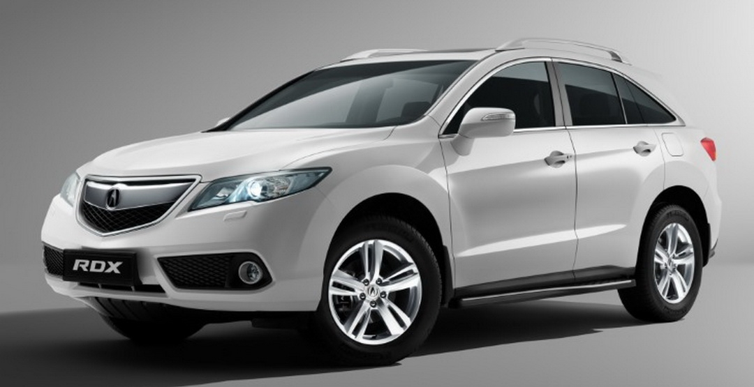 Вавтосалонах России завершены продажи Acura RDX иTLX class=