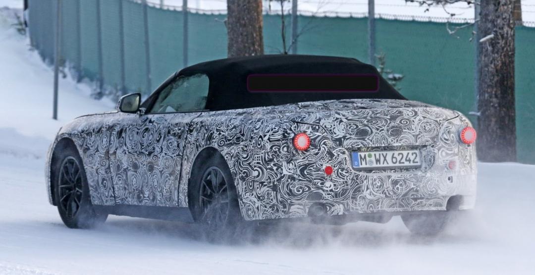 В Австрии организуют производство родстеров BMW Z5 и перспективной новинки Toyota